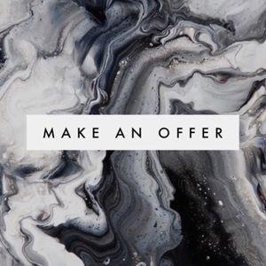 Other - ✨❄️Make me an offer ! ❄️✨